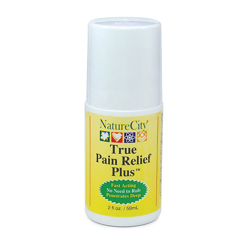 true pain relief plus roll on