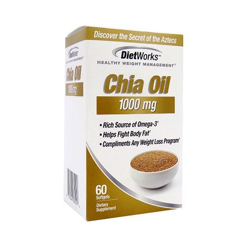 diet works Chia Oil
