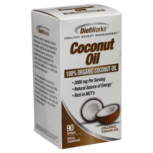 Diet Works Coconut Oil
