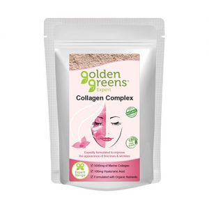 Golden Greens Collagen Complex