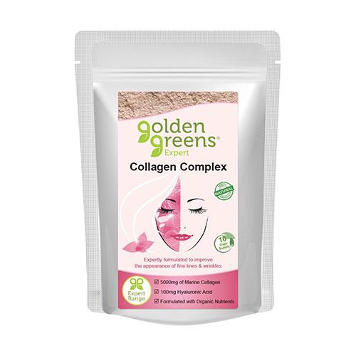 Golden Greens Collagen Complex