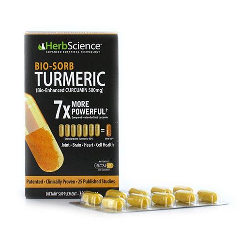 herbscience turmeric