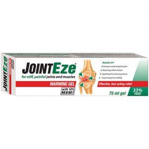 Jointeze warming gel
