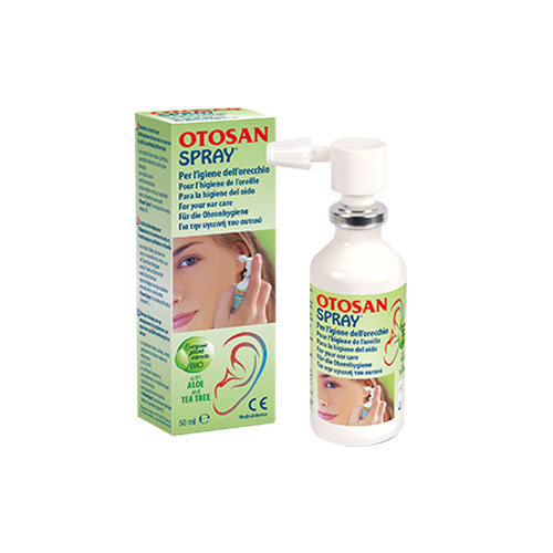 Otosan ear spray