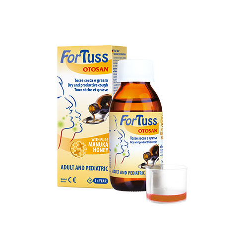 Otosan ForTuss Cough Syrup