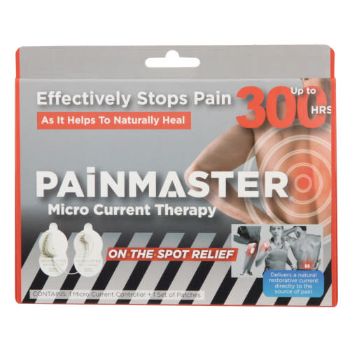 Painmaster micro current patch