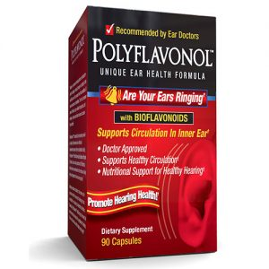 Polyflavonol ear health